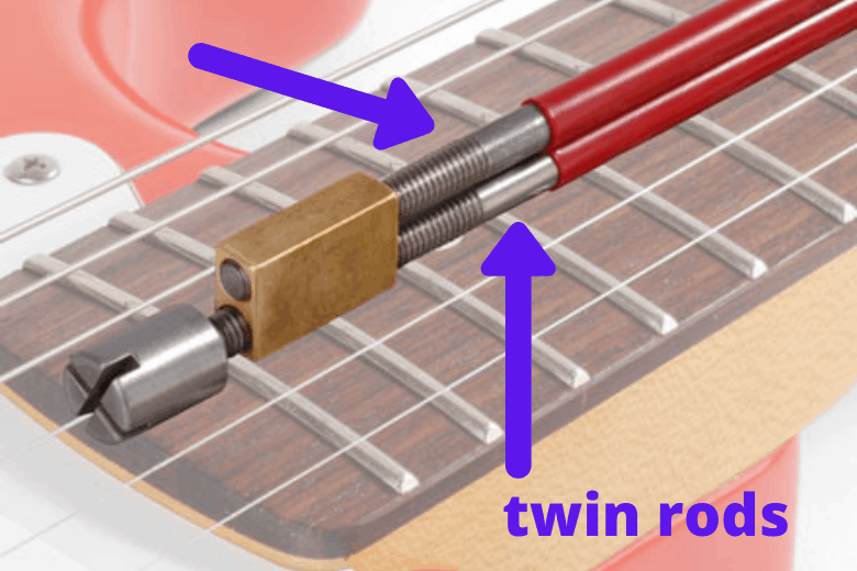 Stewmac Double Action Truss Rod