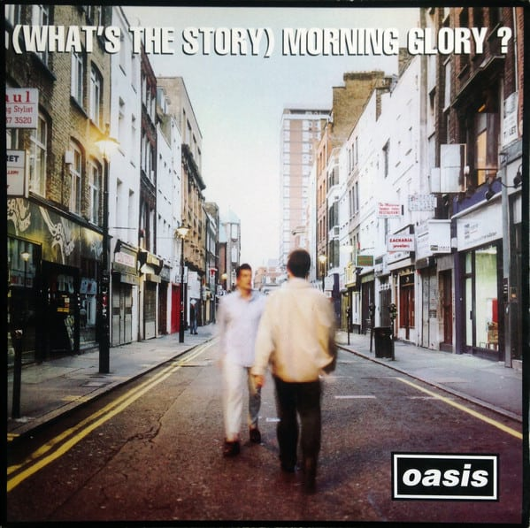 Whats the story album cover