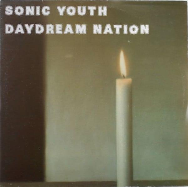 daydream nation album cover