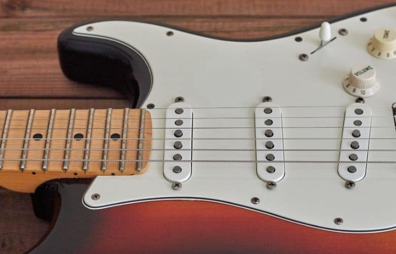 example of single coil pickups