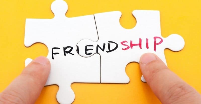 friendship jigsaw