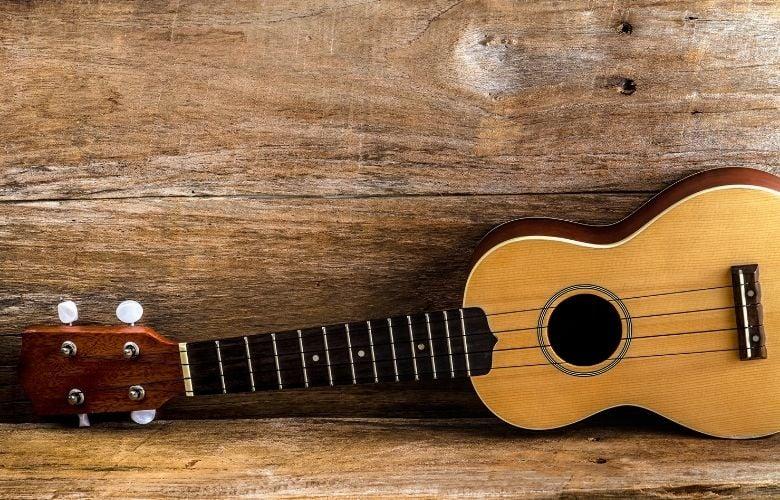 spruce top ukulele