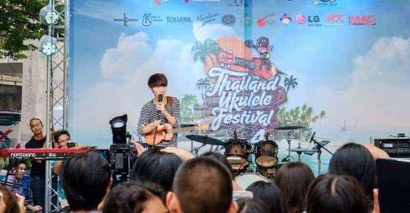 thailand ukulele festival