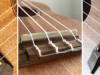 types of ukulele bridges