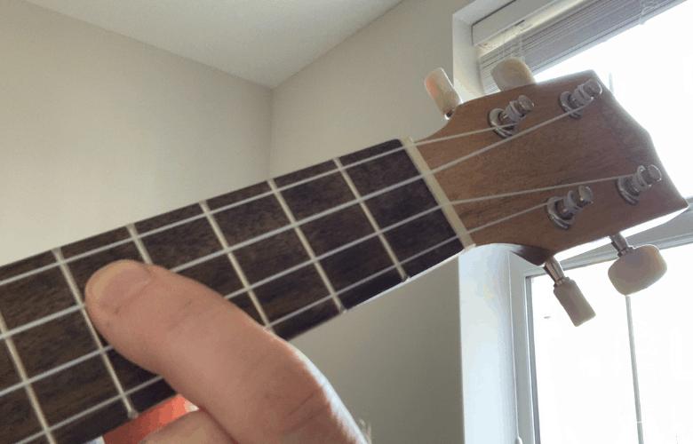 ukulele tab fifth fret