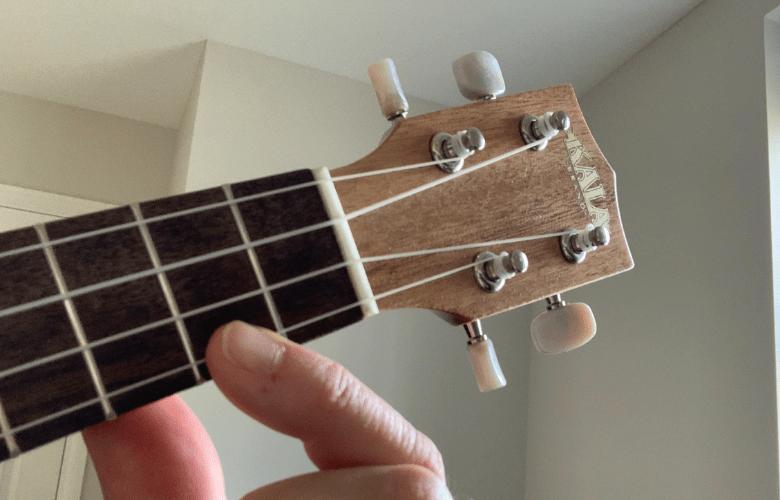 ukulele tab fret