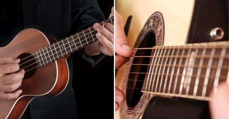 ukulele versus guitar